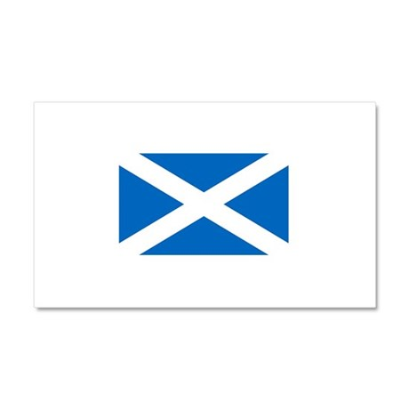 Scotland Car Magnet 20 x 12