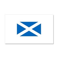Scotland Car Magnet 20 x 12