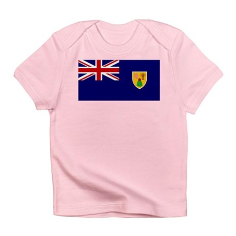 Turks and Caicos Islands Infant T-Shirt
