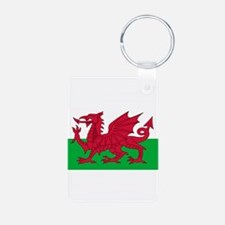 Wales Keychains