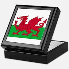 Wales Keepsake Box