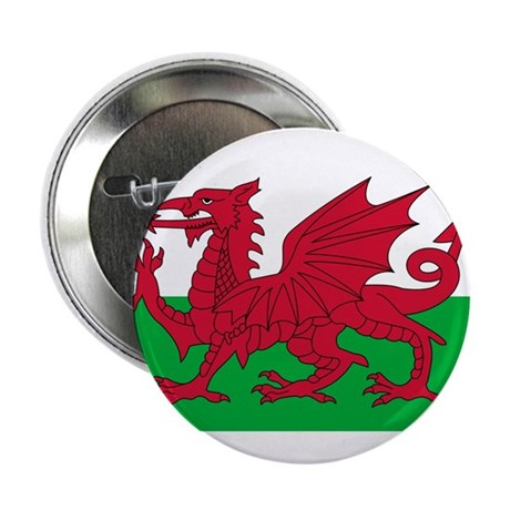 """Wales 2.25"""" Button (10 pack)"""
