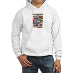 United Nations Fight For Free Hooded Sweatshirt