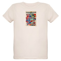 United Nations Fight For Free T-Shirt
