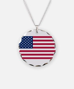 United States of America Necklace