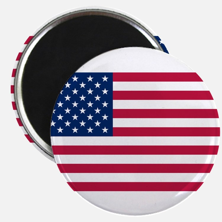 """United States of America 2.25"""" Magnet (100 pack)"""