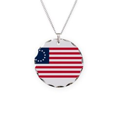 Betsy Ross Necklace