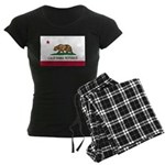 California Women's Dark Pajamas