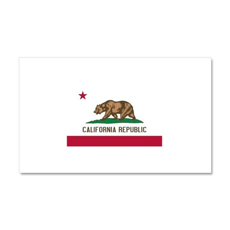 California Car Magnet 20 x 12