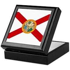 Florida Keepsake Box