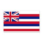 Hawaii 22x14 Wall Peel