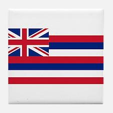 Hawaii Tile Coaster