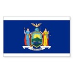 New York Sticker (Rectangle)