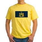 New York Yellow T-Shirt