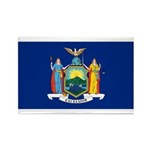 New York Rectangle Magnet (100 pack)