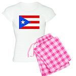 Puerto Rico Women's Light Pajamas