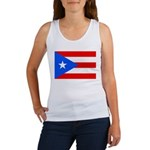 Puerto Rico Women's Tank Top