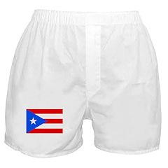 Puerto Rico Boxer Shorts