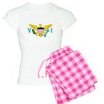 U.S. Virgin Islands Women's Light Pajamas