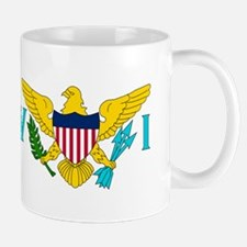 U.S. Virgin Islands Mug