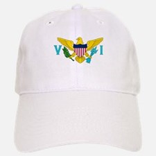 U.S. Virgin Islands Baseball Baseball Cap
