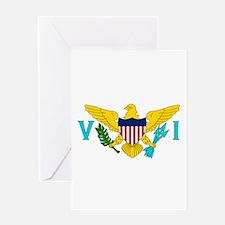 U.S. Virgin Islands Greeting Card
