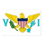 U.S. Virgin Islands Postcards (Package of 8)