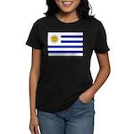 Uruguay Women's Dark T-Shirt
