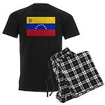 Venezuela Men's Dark Pajamas