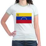 Venezuela Jr. Ringer T-Shirt