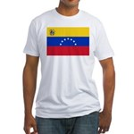 Venezuela Fitted T-Shirt