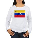 Venezuela Women's Long Sleeve T-Shirt