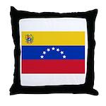 Venezuela Throw Pillow