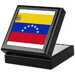 Venezuela Keepsake Box