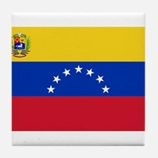 Venezuela Tile Coaster