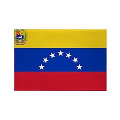 Venezuela Rectangle Magnet (10 pack)