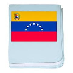 Venezuela baby blanket