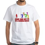 SD: Buffet White T-Shirt