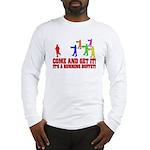 SD: Buffet Long Sleeve T-Shirt