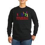 SD: Buffet Long Sleeve Dark T-Shirt