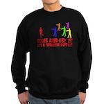 SD: Buffet Sweatshirt (dark)