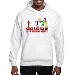 SD: Buffet Hooded Sweatshirt