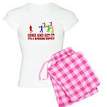 SD: Buffet Women's Light Pajamas