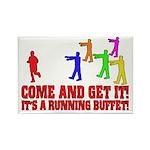 SD: Buffet Rectangle Magnet (100 pack)