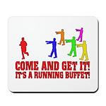 SD: Buffet Mousepad
