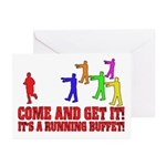 SD: Buffet Greeting Cards (Pk of 10)