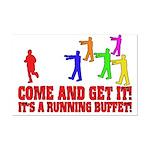 SD: Buffet Mini Poster Print