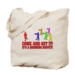SD: Buffet Tote Bag