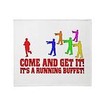 SD: Buffet Throw Blanket