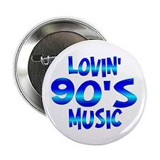 "90s Love 2.25"" Button"